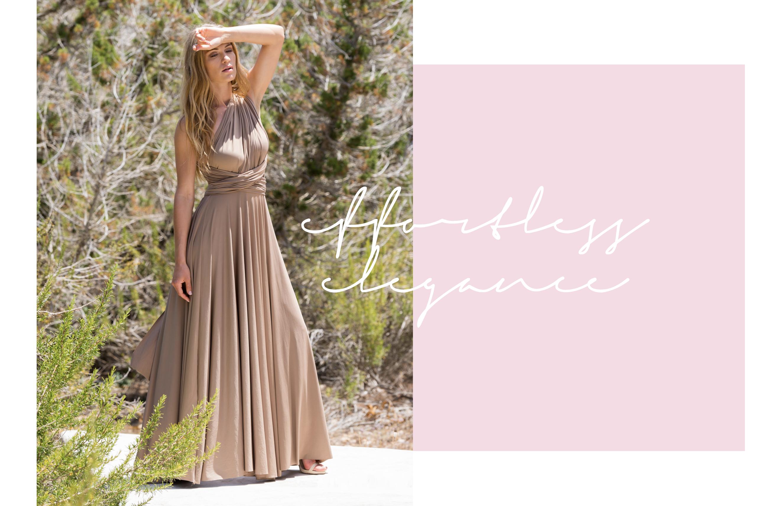 The Lavalia Multiway Dress