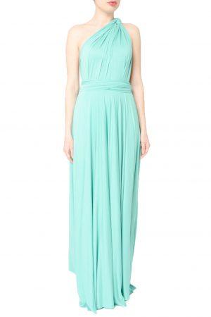 mint green multiway dress