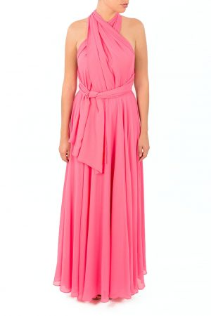chiffon-long-bright-pink-1