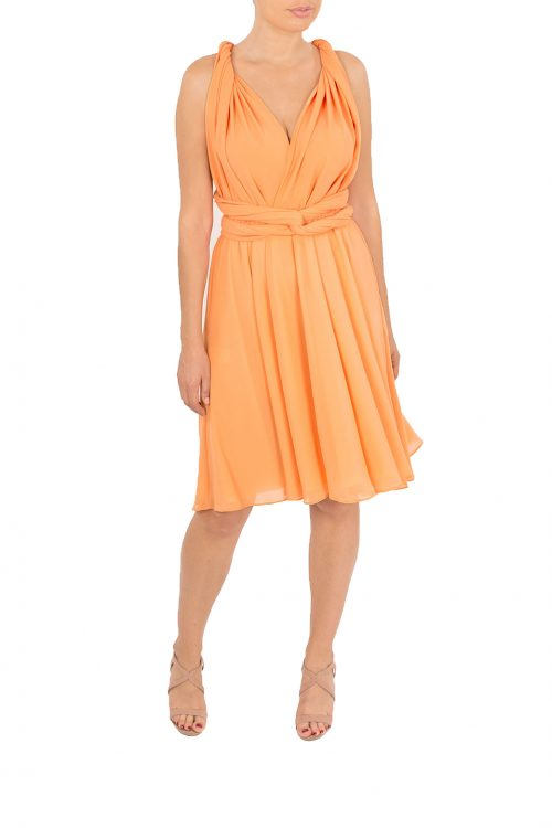 chiffon-short-orange-2