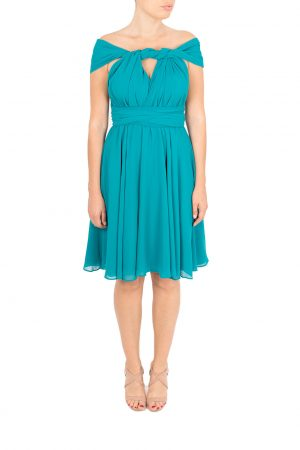 chiffon-short-teal-blue-1