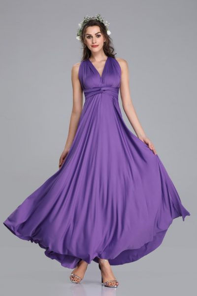 Jersey-purple-bridesmaid-dress-front