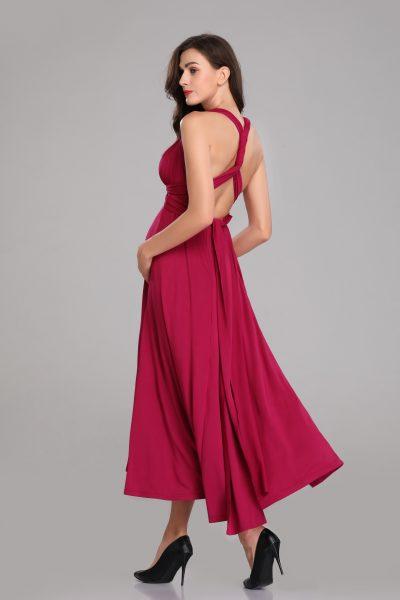 Maternity Empire Line Jersey Maxi Dress